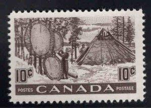 CANADA Scott 301 MNH** 1950 native Indian stamp