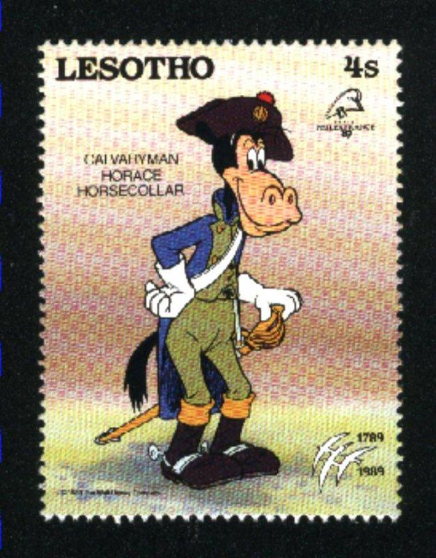 Lesotho #713  Mint NH VF 1989 PD