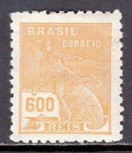 Brazil - Scott #473 - MH - Hinge thin - SCV $4.50