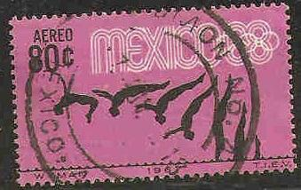 Mexico Used Sc C328 - Diving
