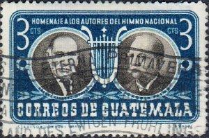 Guatemala #353 Used