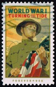 US #5300 World War I Centenary; Used (0.25)