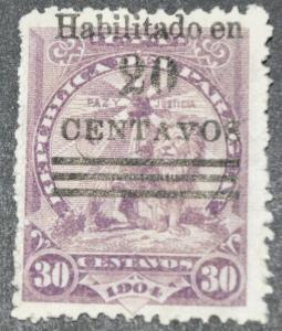 DYNAMITE Stamps: Paraguay Scott #154  – UNUSED