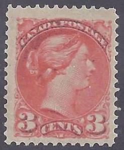 Canada Scott #41 Mint
