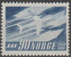 Norway #388 MNH F-VF  (SU1241)