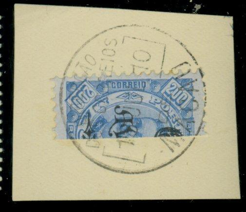 Macao #125a Used F-VF Cat$40