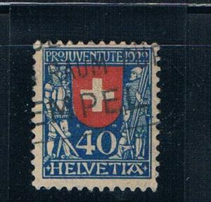 Switzerland B24 Used (S0079)