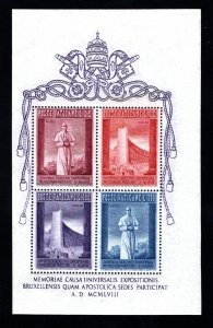 VATICAN CITY  SC# 242a  VF/MNH
