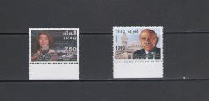 IRAQ : Sc. 1997-98/**IRAQI ARCHITECTS**/ SET  /  MNH.