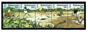 Bahamas 568 MNH 1984 Wildlife strip of 5