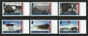British Antarctic Territory BAT Stamps 2019 Port Lockroy 6v Set of Stamps MNH