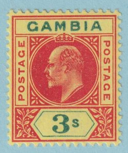 GAMBIA 39 MINT  HINGED OG *  NO FAULTS EXTRA FINE