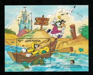 Disney,Grenada,Block  (3109-T)