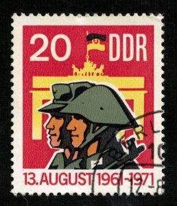 DDR, Germany, (3010-Т)