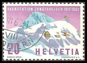 Switzerland 414 Used VF