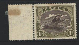 Papua New Guinea Sc#70 MH - pencil on reverse