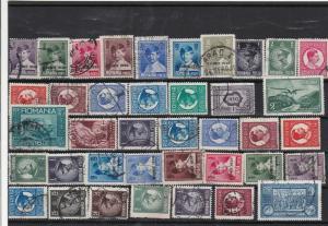 Romania Stamps Ref 13906