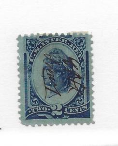 United States, R152, Revenue Stamp Single, Used