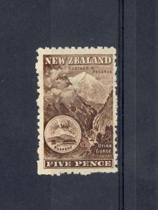 New Zealand Scott 114a NH    [ID#433341]