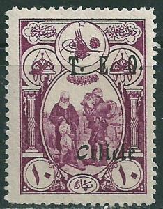 Cilicia ~ Scott # 93 ~ Unused OG