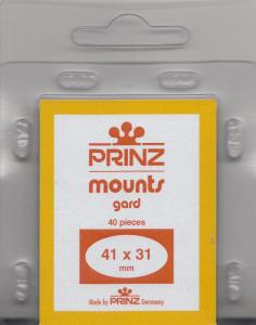 PRINZ BLACK MOUNTS 41X31 (40) RETAIL PRICE $3.99