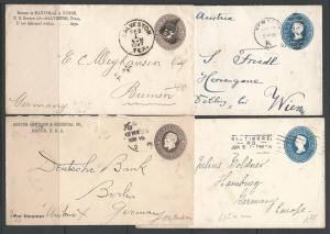Five Cent Entires, Postal Stationery-Entires & Wrappers