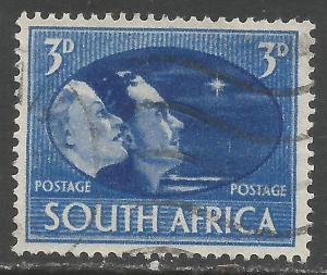 SOUTH AFRICA 102a VFU Z7602-1