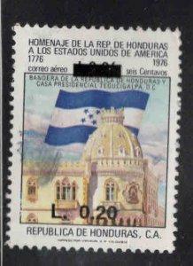 Honduras  Scott C885 Used Airmail stamp set