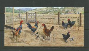 AUSTRALIA #3984b MNH Souvenir Sheet 2013