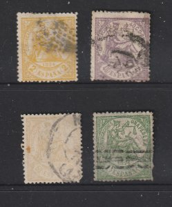 Spain x 4 better cv old ones used