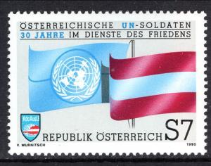 Austria 1517 United Nations MNH VF