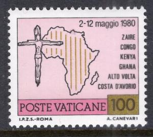 Vatican City 695 MNH VF