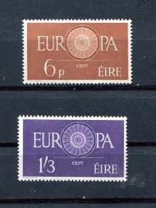 Ireland  Europa 1960 Mint VF NH