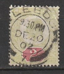 #113 Great Britain Used QV
