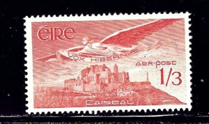 Ireland C6 MH 1954 issue pencil markings on back    (ap2053)