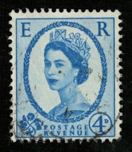 United Kingdom, 4D, Victoria (Т-5493)