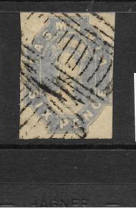 TASMANIA  1860-67  6d    QV    FU   SG 45