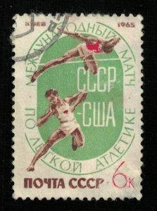 1965 Sport Kiev, USSR-USA, 6Kop (TS-606)