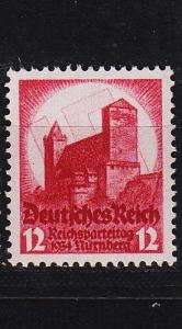 GERMANY REICH [1934] MiNr 0547 ( */mh )