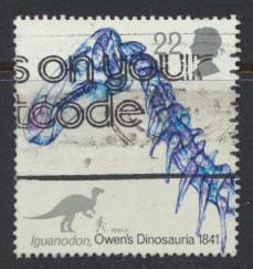 Great Britain SG 1573    Used  - Dinosaurs