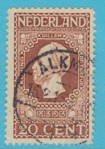 NETHERLANDS 95   NO FAULTS VERY FINE !