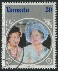 VANUATU 1985 - 20v USED