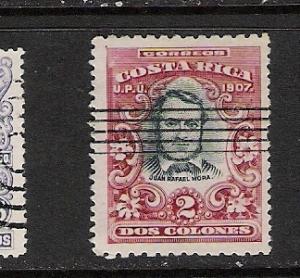 COSTA RICA 68 VFU C608