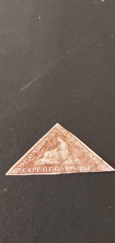Cape of Good Hope Scott. #12b Used