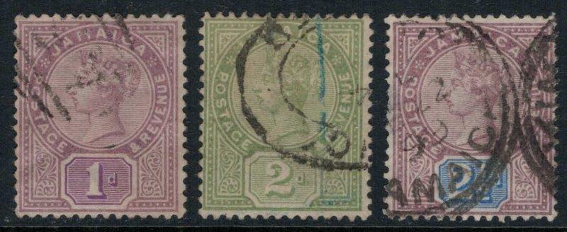 Jamaica #24-6  CV $9.00