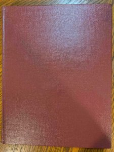 Encyclopedia Of R.F.D. Cancels by Richow 1983 ,Stamp Philately Book