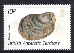 British Antarctic Territory 162 Mussel MNH VF