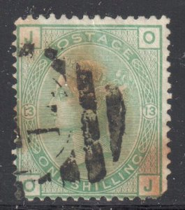 Great Brittain #64 Used --- PLATE #13 --  C$120,00 - Special cancel