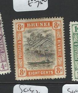 BRUNEI  (P0703B) SG28      MOG