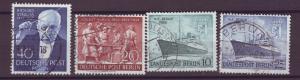 J20688 Jlstamps 1954-5 berlin germany set & sets of 1 used #9n111-4 designs